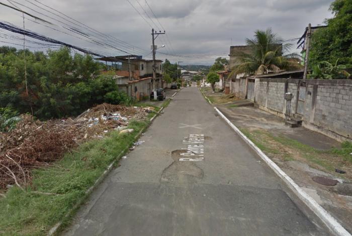 Rua Padre Vieira, em Nova Iguaçu