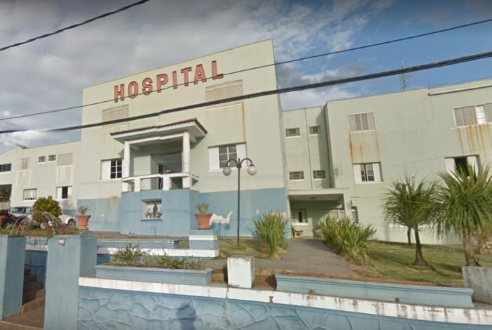 Criança foi socorrida e morreu no Hospital Santa Casa de Andradas