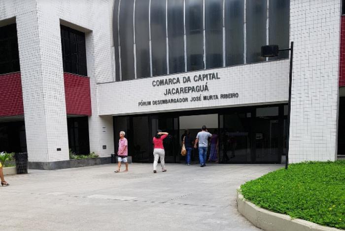 Fórum de Jacarepaguá