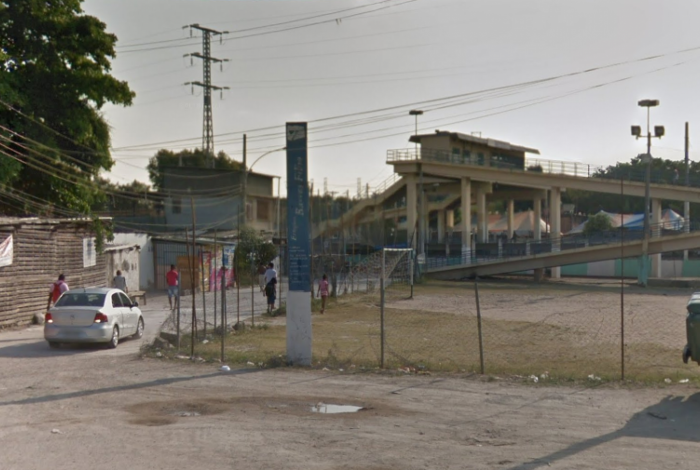 Corpos de dois homens são encontrados em linha férrea próximo à estação de Barros Filho, na Zona Norte