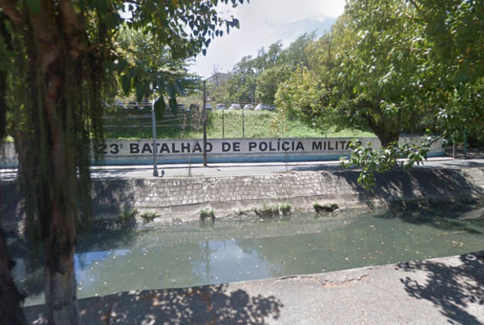 Unidade será montada em área do batalhão da PM no Leblon