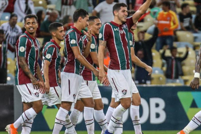 Fluminense e Cruzeiro se enfrentaram pela segunda vez consecutiva