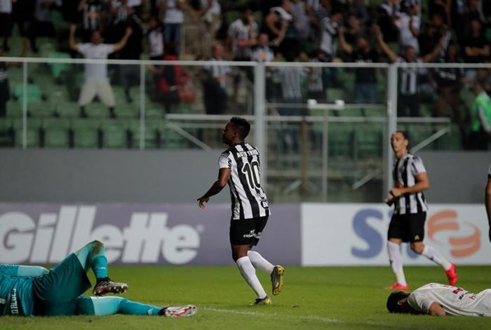 Flamengo enfrentou o Galo fora de casa