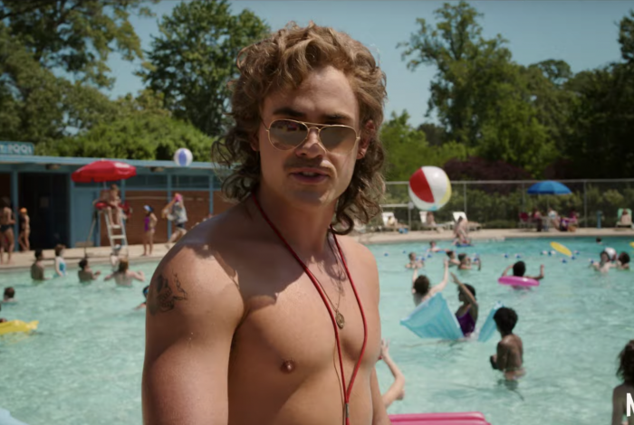 Billy é um salva-vidas que arranca suspiros das mulheres na terceira temporada de 'Stranger Things'