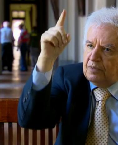 Francisco Horta sofreu um infarto no Rio de Janeiro