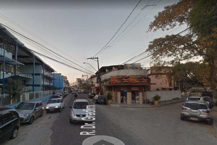 Rua Gradim, São Gonçalo