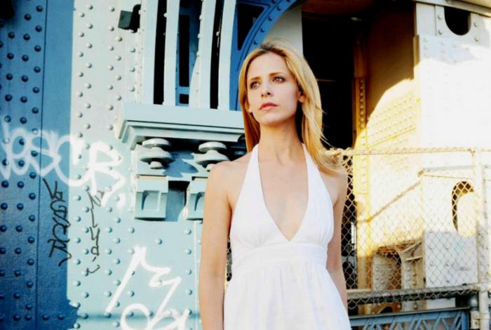 Sarah Michelle Geller em cena do filme 'Veronika Decide Morrer', inspirado no livro homônimo de Paulo Coelho