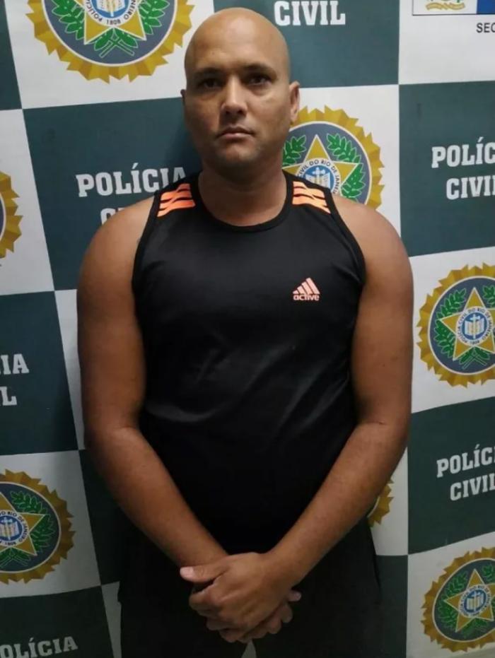 Everson Guedes Chaves estaria envolvido na morte de um morador do bairro da Cacuia