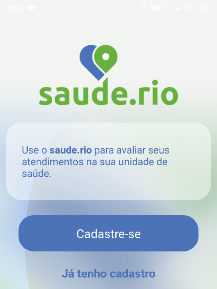 Aplicativo 'SAUDE.RIO' foi selecionado como um dos finalistas do Prêmio DCD Awards