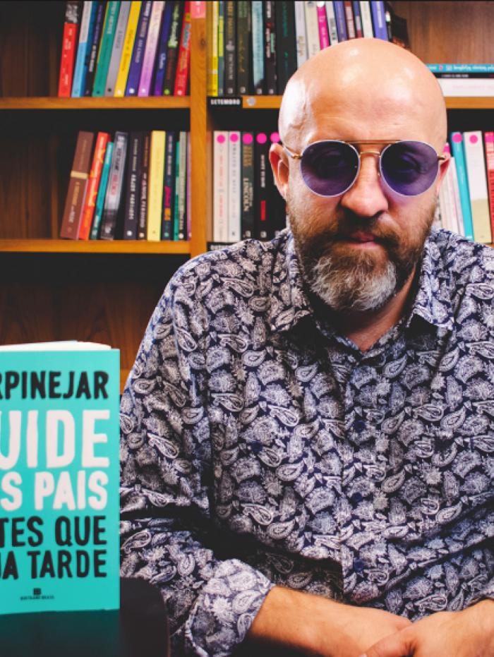 Fabrício Carpinejar escreve sobre relacionamentos na era contemporânea