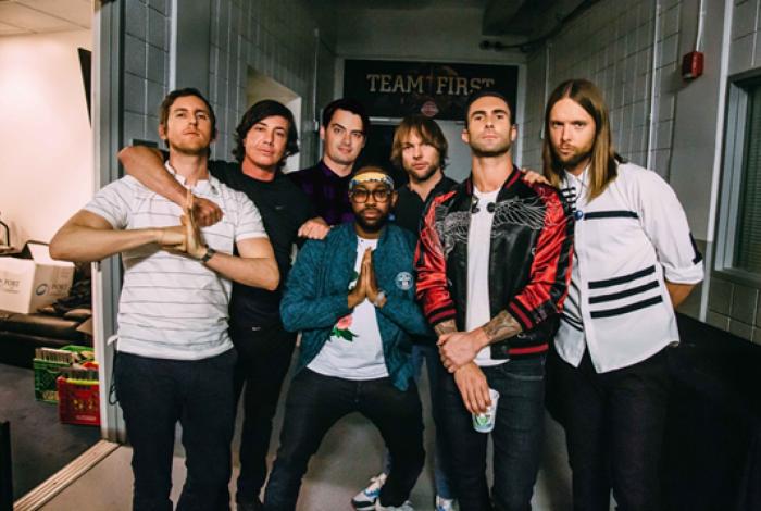 Maroon 5 vem ao Brasil em março de 2020