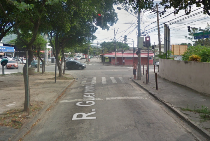 Rua Guerreiro de Farias