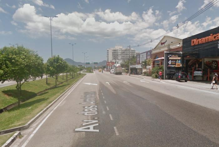 Avenida das Américas