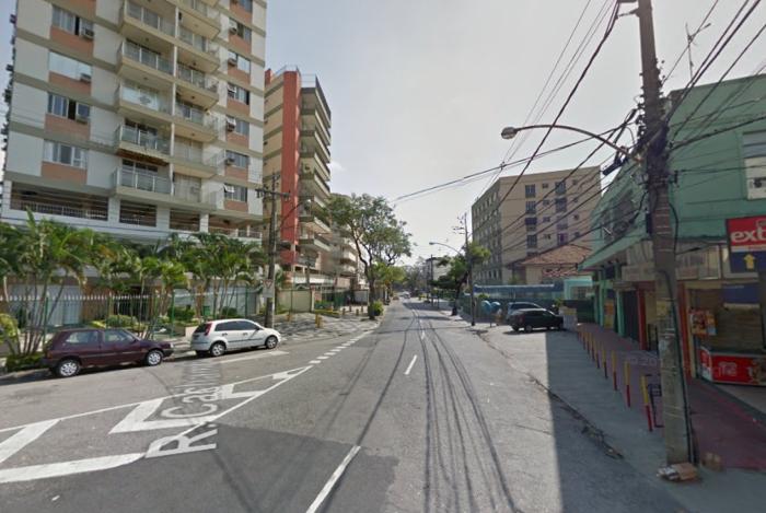Rua do Cachambi, Zona Norte