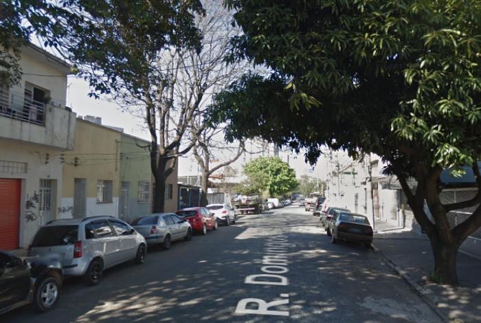 Rua Domingos Rodrigues, Lapa