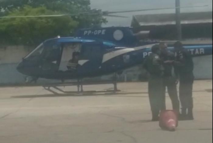 Policial é ferido em operação no Juramento