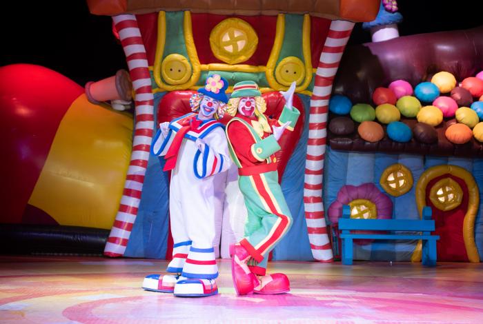 Parque Patati Patatá Circo Show retorna ao Rio
