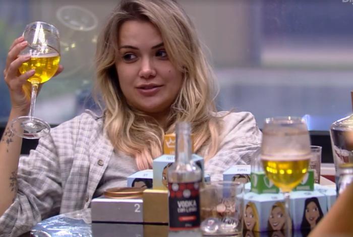 Marcela diz que gostaria de ter sido líder para fazer 'edredom bem feito' com Daniel