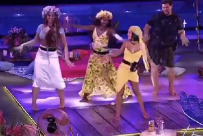Brothers dançando Don't Start Now, da cantora Dua Lipa