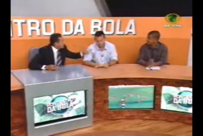 Luxa x Marcelinho -