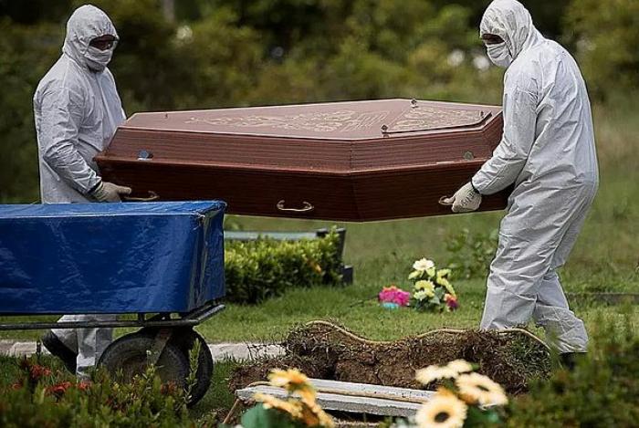 Até o momento, 42 pessoas morreram devido ao coronavírus na cidade