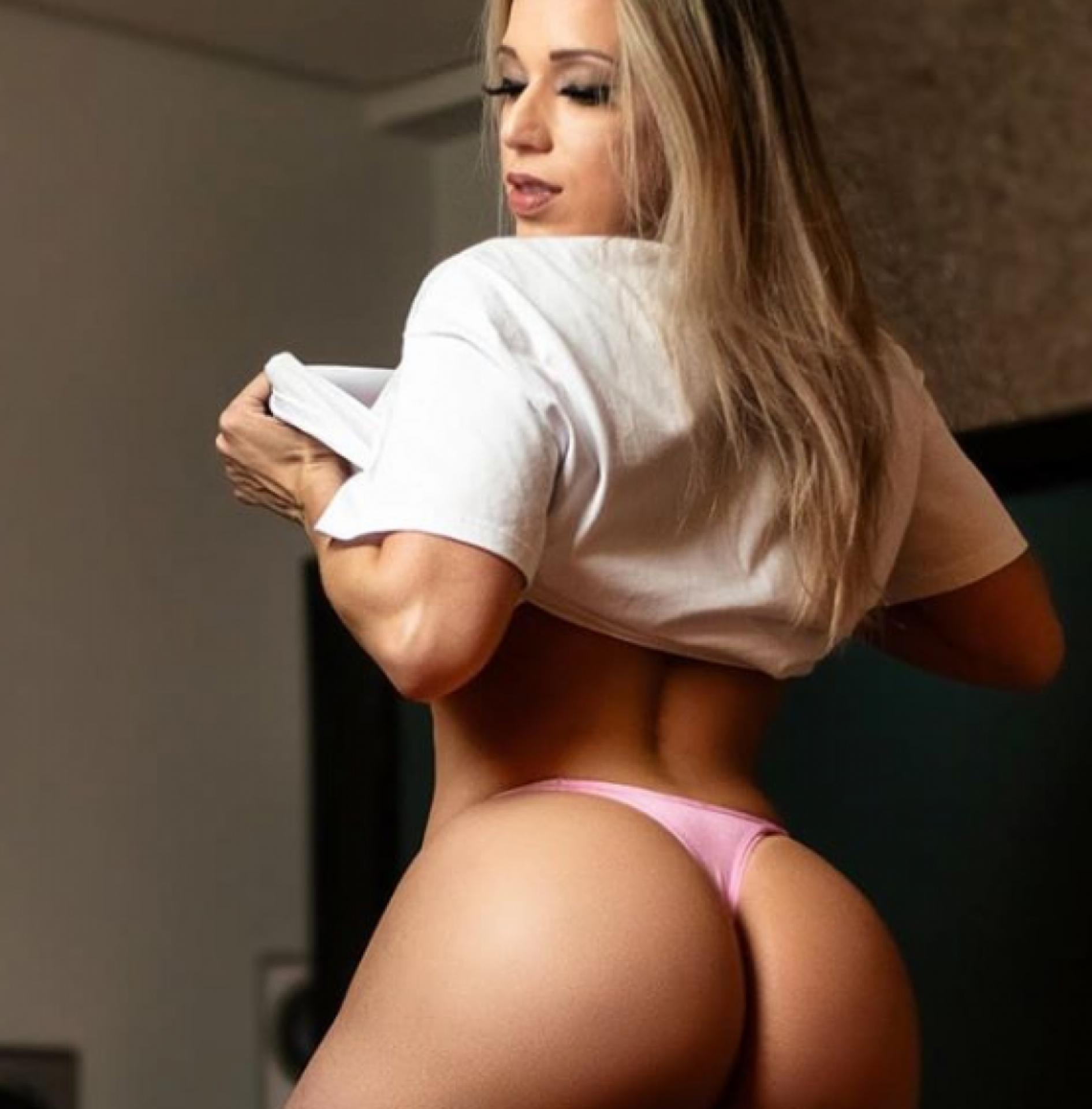 Larissa Franco é musa do Santos - Reprodução