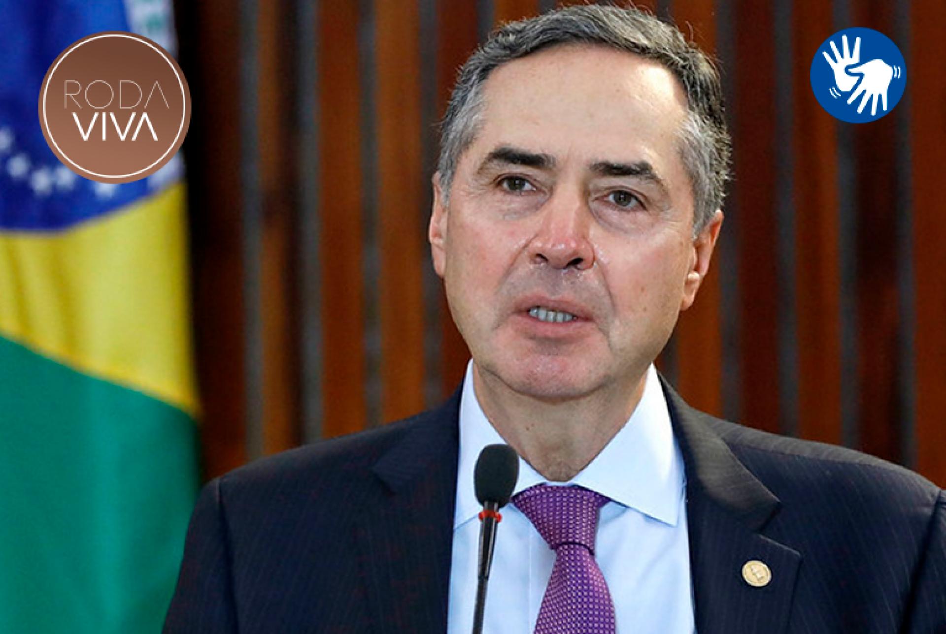 Ministro Luís Roberto Barroso