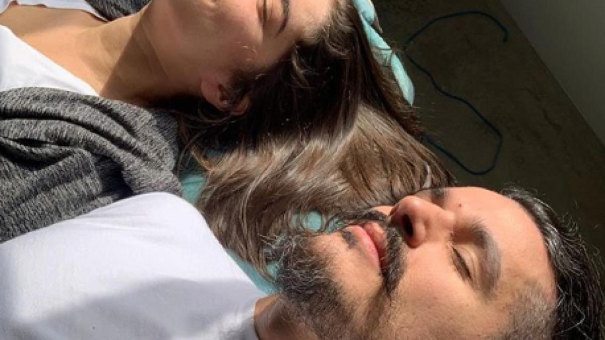 Atriz Priscila Fantin e o marido Bruno Lopes