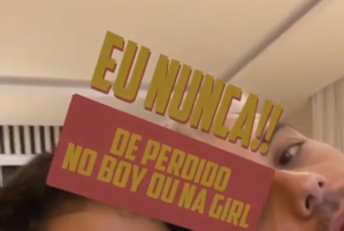 Anitta e Gui Araujo
