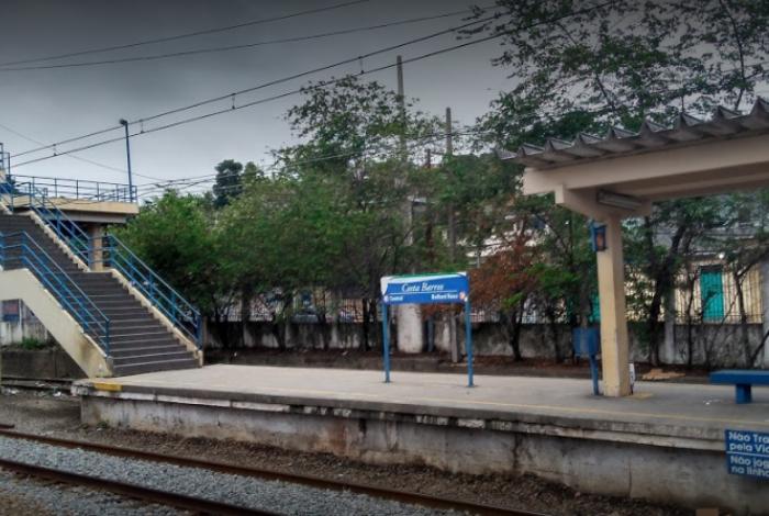 Estação de trem de Costa Barros