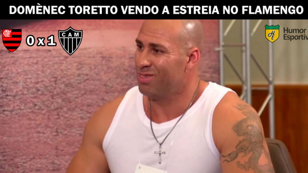 Flamengo x Atlético-MG: Confira os memes!