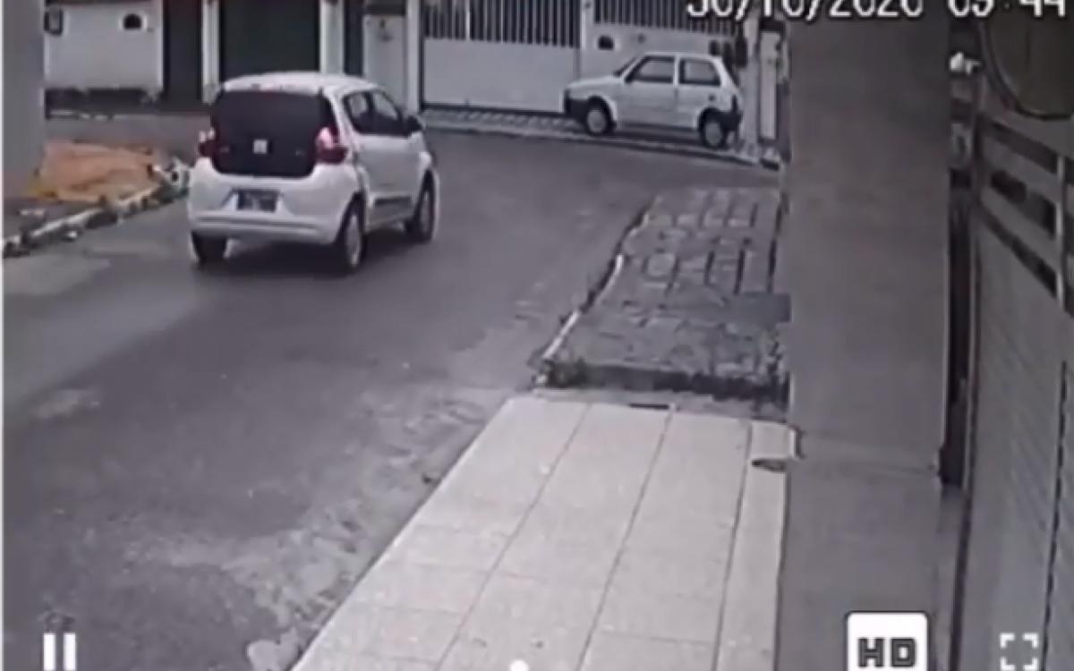 Vídeo mostra possíveis assassinos de Renata Castro; vereador teria feito ameaças   Rio de Janeiro   O Dia