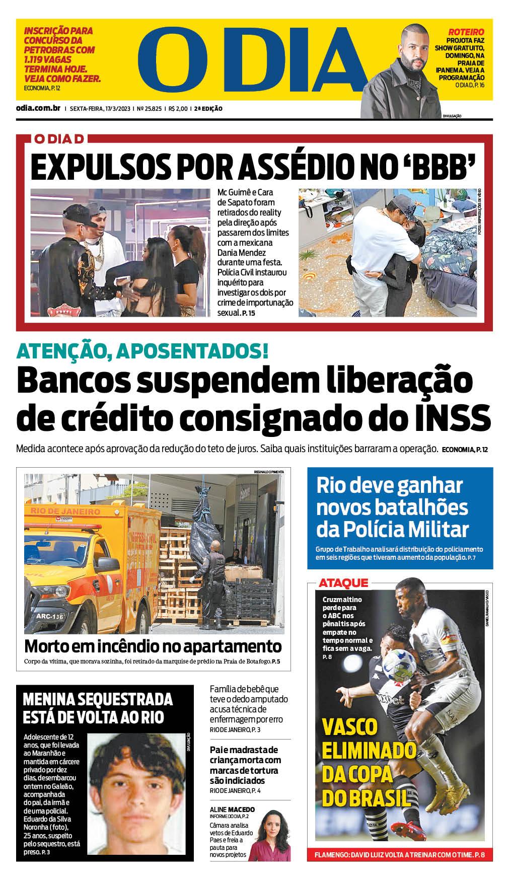 efd50bfb36 O Dia - Mundo   Ciência